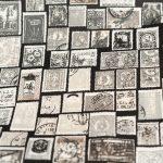 bélyegmintás